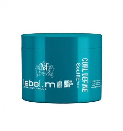 Curl Define Souffle label.m 120ml