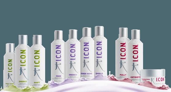 Productos ICON tratamiento
