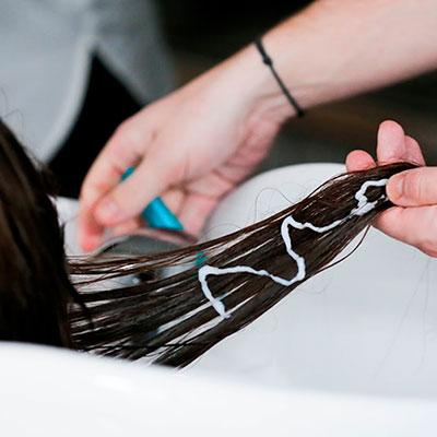 Tratamientos cabello Peluquería Agustin Sala